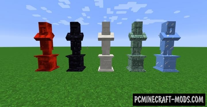 Gravestone - Extended Mod For Minecraft 1.12.2, 1.11.2, 1.10.2, 1.9.4