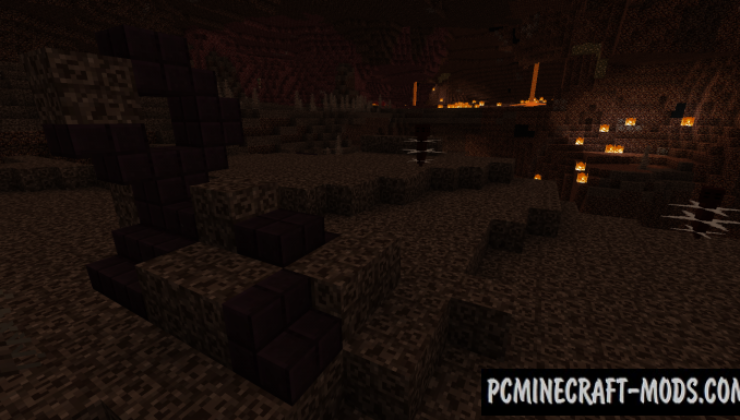 NetherEx - New Biomes Mod For Minecraft 1.14.4, 1.12.2