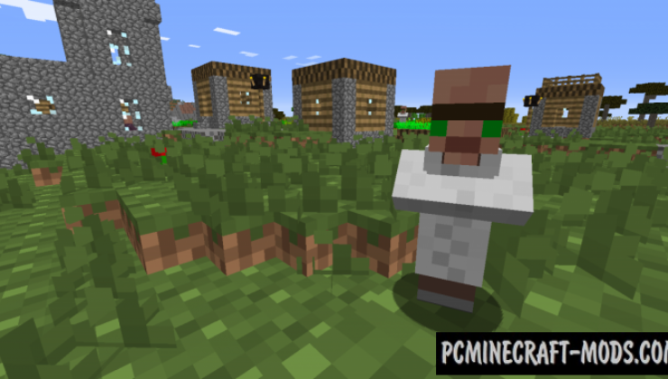 Vaguely 4x Resource Pack For Minecraft 1.12.2