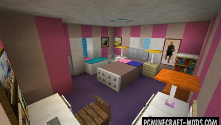 Stranger Things - Wheeler House Map For Minecraft