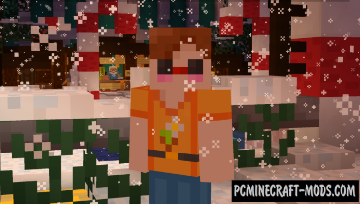 Bask Pixel 8x Resource Pack For Minecraft 1.9, 1.8.9, 1.7.10