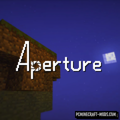 Aperture - GUI Mod For Minecraft 1.12.2
