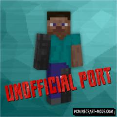 Robotic Parts Port - Armor Mod For Minecraft 1.12.2