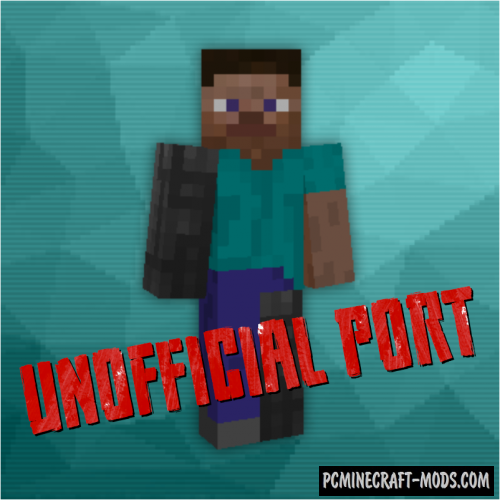 Robotic Parts Port Mod For Minecraft 1.12.2