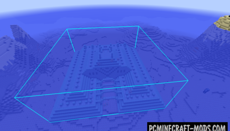 Bounding Box Outline Reloaded Mod For Minecraft 1.13.2, 1.12.2, 1.11.2, 1.10.2