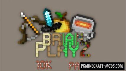 Brianplayz 10k PvP Resource Pack For Minecraft 1.12.2