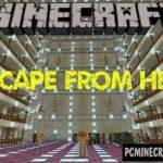 Hard RPG Quest Minecraft PE Bedrock Map 1.2.7, 1.2.6, 1.2.0