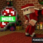 Christmas Festivity Mod For Minecraft 1.12.2