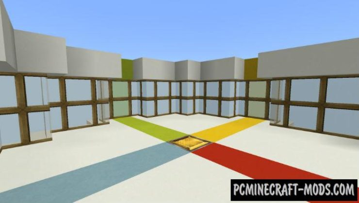 SG Elytra Party Mini-Game Minecraft PE Map 1.4.0, 1.2.13