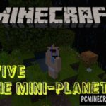 Survival with Adventures Minecraft PE Bedrock Map 1.3.0, 1.2.10