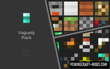Vaguely Resource Pack For Minecraft 1.12.2