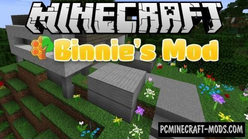 Binnie's Mods - Technology Mod For Minecraft 1.12.2
