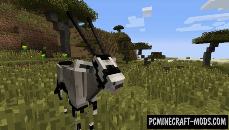 Zoocraft Discoveries Mod For Minecraft 1.12.2, 1.7.10