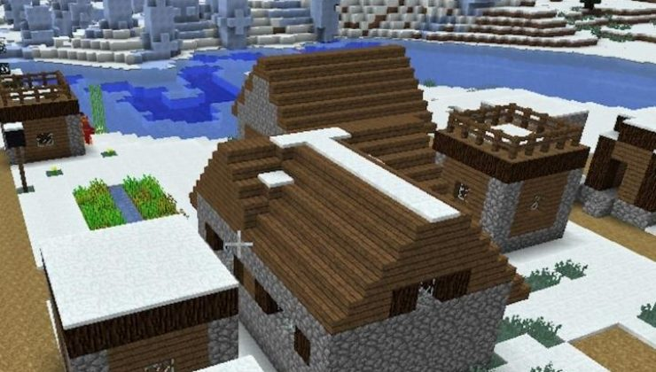 SnowVillage - Gen Tweak Mod For Minecraft 1.12.2