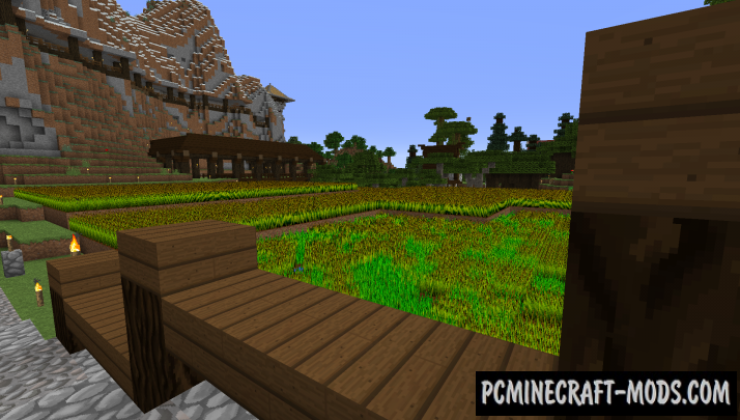 Jea Traditional Resource Pack For Minecraft 1.12.2