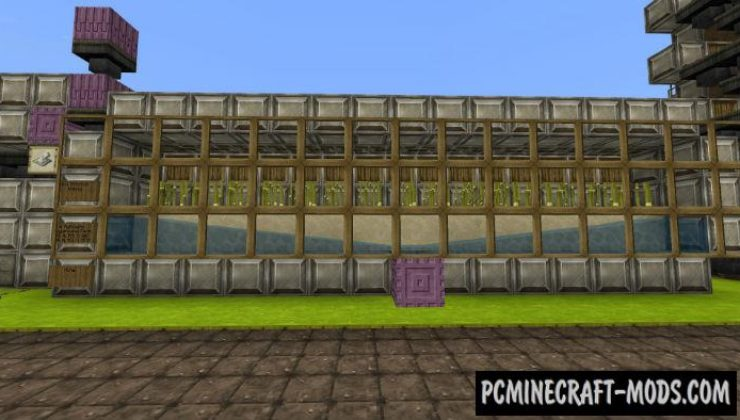 15 Automatic Farms - Redstone Minecraft PE Map 1.16, 1.14