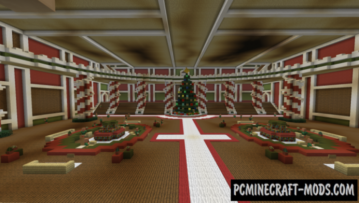 Christmas Catastrophe 2 - Adventure Map For MC