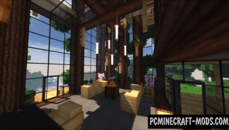 Atlas Map For Minecraft 1.15, 1.14.4 | PC Java Mods