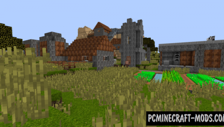 Drea Resource Pack For Minecraft 1.12.2
