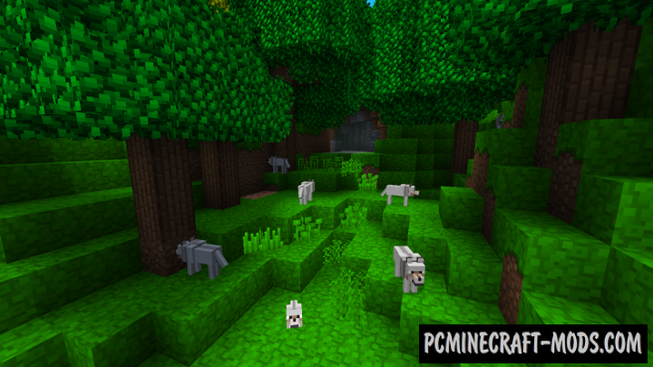 Radiant Pixels 16x16 Resource Pack For Minecraft 1.14.4
