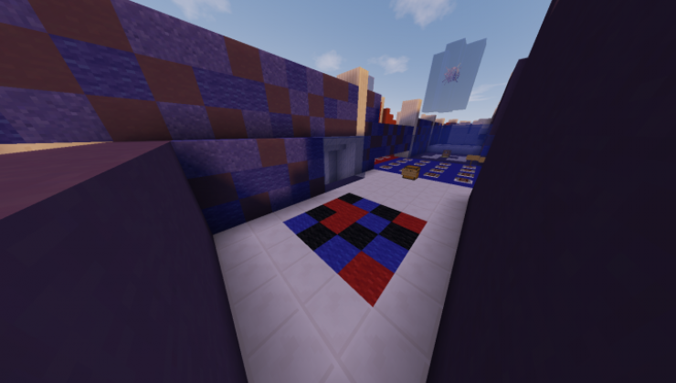 Communicate - Puzzle Map For Minecraft