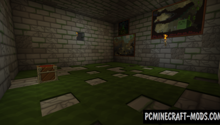 Dungeons 2 Mod For Minecraft 1.12.2, 1.11, 1.10.2