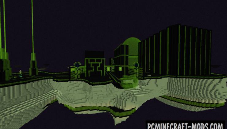 Assassin of Steve 3 - Endergeddon - Adventure Map