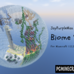 The Mosaic Museum Map For Minecraft