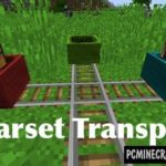 Rail Roads Mod For Minecraft 1.12.2