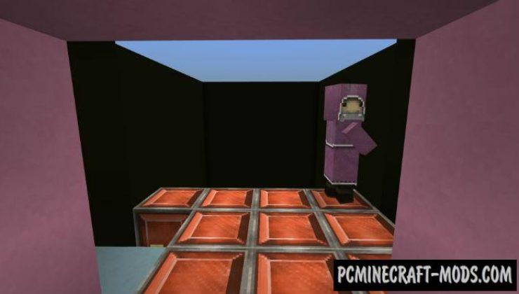 Donkey Kong - Minigame MCPE Bedrock Map 1.5.0, 1.4.0