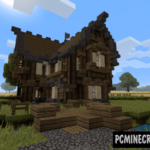 Gothic Resource Pack For Minecraft 1.12.2