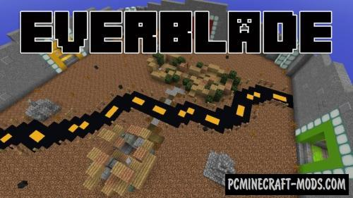Everblade Map For Minecraft