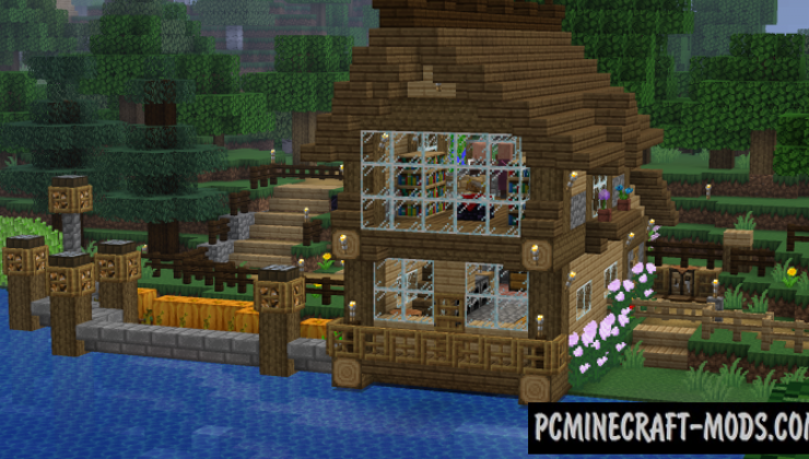 Haven 16x Resource Pack For Minecraft 1.12.2