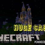 Castle Of Aladdin Minecraft PE Bedrock Map 1.5.0, 1.4.0, 1.2.13