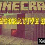 More Decoration Items Minecraft BE & PE Mod 1.4.0, 1.2.16, 1.2.13