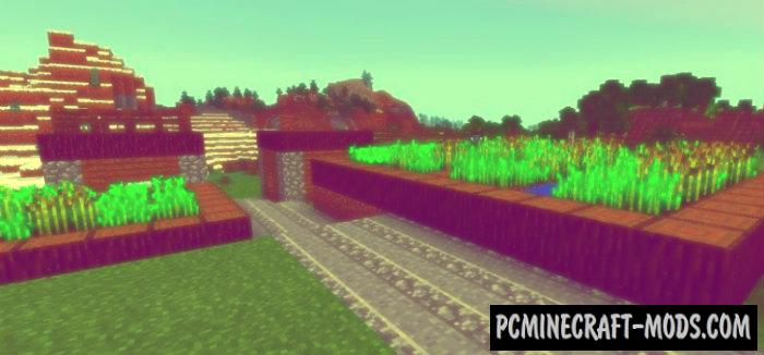New Decorative Blocks Minecraft PE Bedrock Mod 1.9.0, 1.7.0