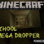 Prison Mine Minecraft PE Map 1.7, 1.6, 1.5.3