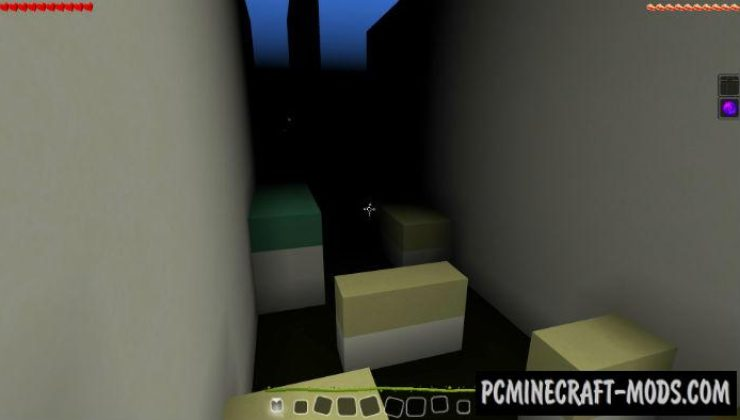 Only 1 Life Parkour Minecraft PE Map 1.5.0, 1.4.0