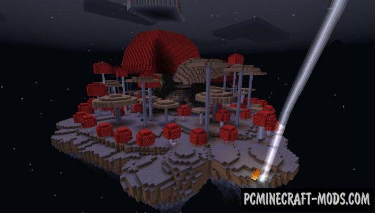 The last Islands Minecraft PE Adventure Map 1.4.0, 1.2.13