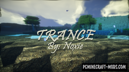 Trance Resource Pack For Minecraft 1.12.2