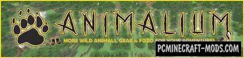 Animalium - Creatures Mod For Minecraft 1.15.1, 1.14.4