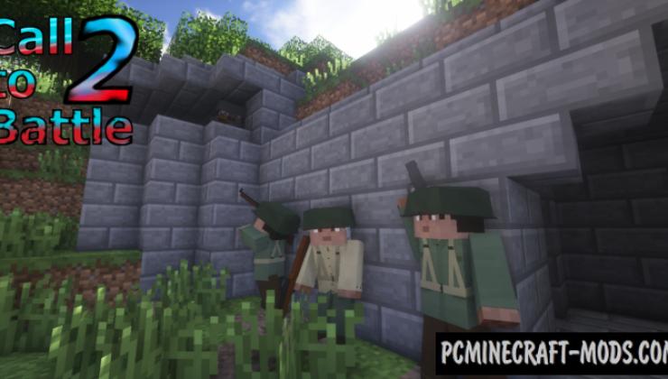 minecraft world war 2 mod download