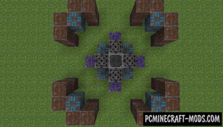 Blood Magic Mod For Minecraft 1.12.2, 1.11.2, 1.10.2, 1.9.4