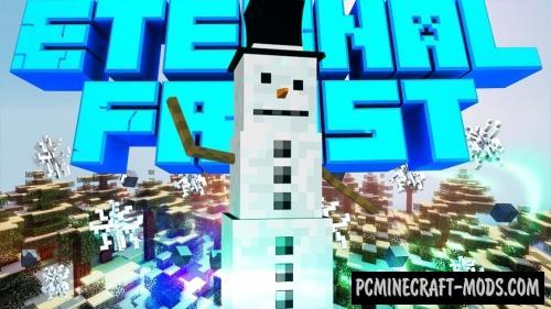 Eternal Frost Command Block For Minecraft 1.12.2