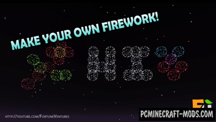 Firework Engineer 2021 - Adv Map For Minecraft