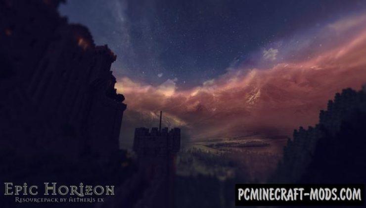 Epic Horizon 256x Resource Pack For Minecraft 1.12.2