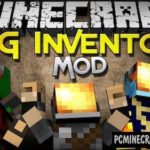 BetterInventory Reborn Mod For Minecraft 1.12.2, 1.11.2