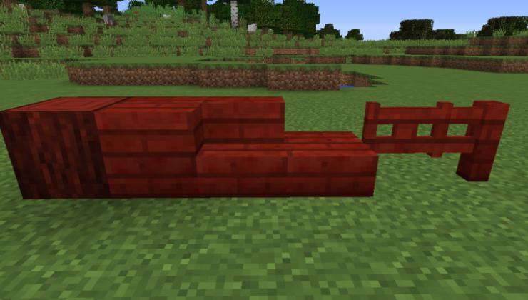 Blood Arsenal - Blocks, Weapons, Magic Mod MC 1.12.2