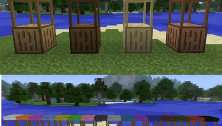 Trade Booth - Economy Mod For Minecraft 1.7.10