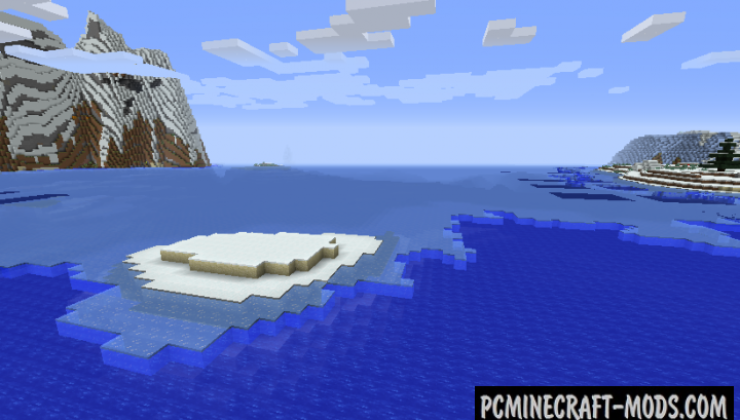 Terra - New Biomes, Blocks, Ore Mod For Minecraft 1.12.2